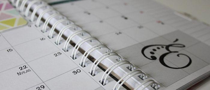 Életszövő - kreatív határidőnapló